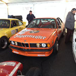 BMW 635 im Jägermeister-Look