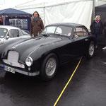 """Na, so """"BAD"""" war der Aston Martin DB2 dann aber auch nicht... ;)"""