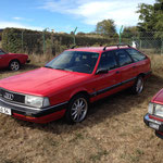 Audi 200 Turbo Avant! Das Traumauto meiner Gesellenzeit!