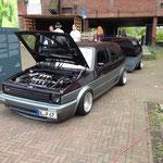 16V GTI mit passendem Anhängsel... ;)
