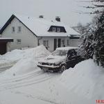 Winter 2010 im Sauerland... malwieder viiieel Schnee!!!