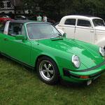 Signalgrün, meine favorisierte Farbe bei Porsche.