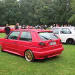 Piekfeiner Rallye-Golf