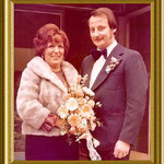 Hochzeit 12.12.1975 - 12.12 Uhr