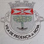 """""""Brasão Vila de Proença -A-Nova"""" - 60x50 cm"""