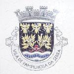 """""""Brasão Vila de Pampilhosa da Serra"""" - 60x50 cm"""