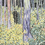 """""""Passeio na Floresta"""" - 160x80 cm"""