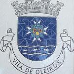 """""""Brasão Vila de Oleiros"""" - 60x50 cm"""
