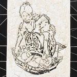 """""""Maternidade"""" - 56x42 cm"""