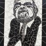 """""""Manuel Alegre"""" - 56x42 cm"""