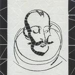 """""""Luís Vaz de Camões"""" - 56x42 cm"""