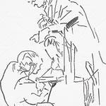 """""""Fernando Pessoa"""" - 81x56 cm"""