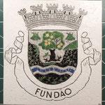 """""""Brasão Cidade do Fundão"""" - 80x60 cm"""
