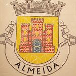 """""""Brasão Cidade de Almeida"""" - 60x50 cm"""