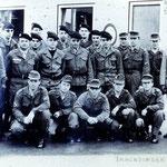 1966, soldats du 110° RI en visite au Panzergrenadier Bataillon 292 de Immendingen.