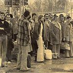 1974, die Weltberühmte Gewichtheber Mannschaft von Donaueschingen. N° 1 in Deutschland.