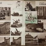 13 mai 1945, défilé militaire à Donaueschingen.