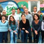 2012-2013 Encadrement de l' Ecole Le Danube.