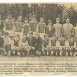 Saison 69-70, champion de A Klasse, Aufstieg 2° Amateurliga, président Hans-Jürgen Bühler, vice Hölderle, entraîneurs, Nähr et Ernst Herr. 1970, 50 ans de la création du club.