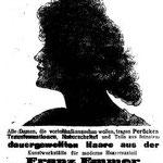 Werbung von 1923
