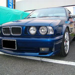 E34 BMW 限定車 - オーナーK様