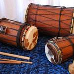Kambala-Basstrommeln