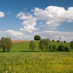 Frühlingslandschaft bei Altomünster