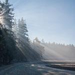 Winterliche Lichtspiele
