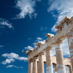 Parthenon, Akropolis, Athen