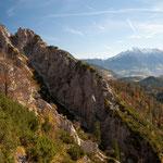 Herbst im Lattengebirge