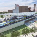 The Interchange - Light Rail Terminus