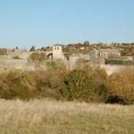 La cité templière de la Couvertoirade sur le Causse du Larzac
