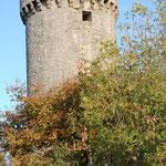 Une des tours de la Couvertoirade