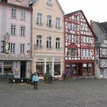 Hachenburg - Einkaufsstrasse - Altstadt