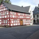 Schöne Fachwerkhäuser