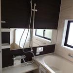 浴室ユニットバス節水