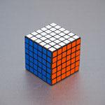 6x6x6 Shengshou Black