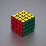 4x4x4 Dayan+mf8 Black