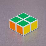 2x2x1 CYH Magic Cube White