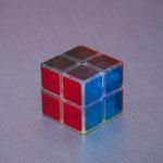 2x2x2 LanLan Crystal Spring Magic Cube