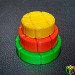 3x3x3 Cubo Tarta