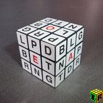3x3x3 Cube Words