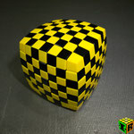 7x7x7 V-Cube Illusion
