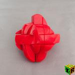 Valentine's Heart 3x3x3