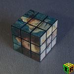 3x3x3 Rubik's Van Gogh