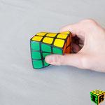 Rubik's cube antiestrés