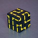 3x3x3 XWH Maze Black