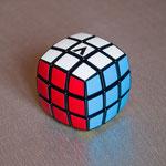 3x3x3 V-Cube3 Black