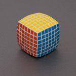 7x7x7 V-Cube7 White