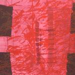 pression 140 x 95 cm acryl sur toile